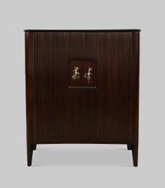 Osvaldo Borsani 2 Door Cabinet by Osvaldo Borsani Lucio Fontana for ABV - 1666979