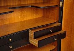 Osvaldo Borsani 2 Door Pleated Cabinet 6426 by Osvaldo Borsani for ABV - 1666700
