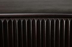 Osvaldo Borsani 2 Door Pleated Cabinet 6426 by Osvaldo Borsani for ABV - 1666712