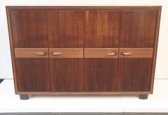 Osvaldo Borsani 4 Cabinet Doors in Rosewood - 598506