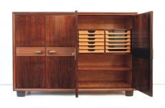 Osvaldo Borsani 4 Cabinet Doors in Rosewood - 598508