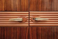 Osvaldo Borsani 4 Cabinet Doors in Rosewood - 598509