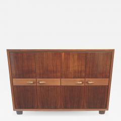 Osvaldo Borsani 4 Cabinet Doors in Rosewood - 612388
