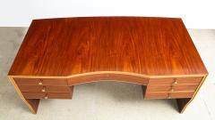 Osvaldo Borsani 7 Drawer Desk by Osvaldo Borsani for ABV - 1609231
