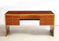 Osvaldo Borsani 7 Drawer Desk by Osvaldo Borsani for ABV - 1609234