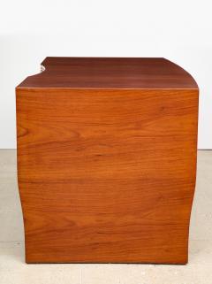 Osvaldo Borsani 7 Drawer Desk by Osvaldo Borsani for ABV - 1609238