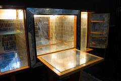 Osvaldo Borsani Art Deco Italian Rare Bar Cabinet Attributed to Osvaldo Borsani - 1636721