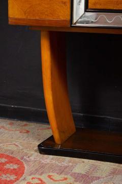 Osvaldo Borsani Art Deco Italian Rare Bar Cabinet Attributed to Osvaldo Borsani - 1636754