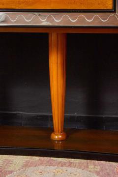 Osvaldo Borsani Art Deco Italian Rare Bar Cabinet Attributed to Osvaldo Borsani - 1636756
