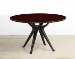 Osvaldo Borsani Circular Dining Table by Osvaldo Borsani for ABV Tecno - 1662493