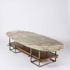 Osvaldo Borsani Huge Onyx Low Table - 762237