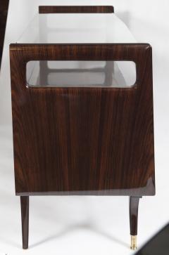 Osvaldo Borsani Italian Mid Century Sideboard Console Cabinet Osvaldo Borsani - 1569689