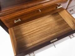 Osvaldo Borsani Italian Mid Century Sideboard Console Cabinet Osvaldo Borsani - 1569695
