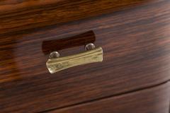 Osvaldo Borsani Italian Mid Century Sideboard Console Cabinet Osvaldo Borsani - 1569698