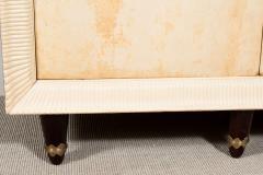 Osvaldo Borsani Large lacquered parchment and maple wardrobe by Osvaldo Borsani - 1552680