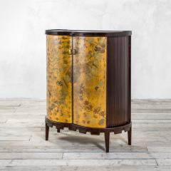 Osvaldo Borsani Osvaldo Borsani Luminous Bar Cabinet in Wood and painted Wood - 2095727