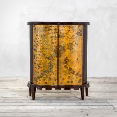 Osvaldo Borsani Osvaldo Borsani Luminous Bar Cabinet in Wood and painted Wood - 2095728