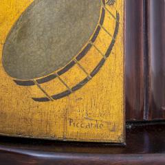 Osvaldo Borsani Osvaldo Borsani Luminous Bar Cabinet in Wood and painted Wood - 2095732