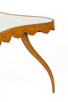 Osvaldo Borsani Osvaldo Borsani Mirror Top Coffee or Side Table - 1210463
