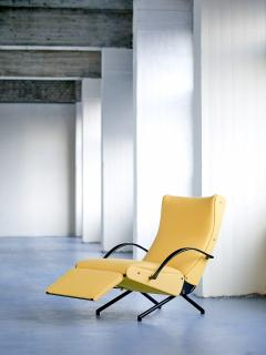 Osvaldo Borsani Osvaldo Borsani P40 Lounge Chair First Edition for Tecno Italy 1955 - 1005594
