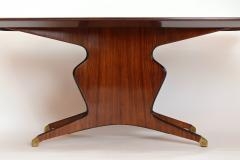 Osvaldo Borsani Osvaldo Borsani Rosewood Dining Table c 1950 - 1089660