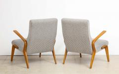 Osvaldo Borsani P71 Lounge Chairs by Osvaldo Borsani for Tecno - 1650027