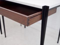 Osvaldo Borsani Pair of Osvaldo Borsani P68 Side Tables by Tecno - 1582470