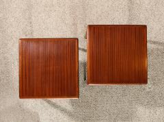 Osvaldo Borsani Pair of Rare Low Side Tables by Osvaldo Borsani - 886518