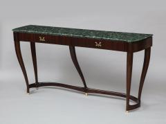Osvaldo Borsani Rare Console Table 7103 by Osvaldo Borsani - 1434401