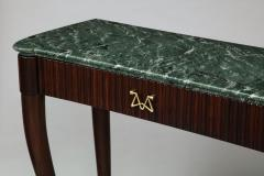 Osvaldo Borsani Rare Console Table 7103 by Osvaldo Borsani - 1434404