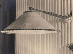 Osvaldo Borsani Rare Osvaldo Borsani telescopic wall lamp for Arredamenti Borsani Varedo ABV - 748638