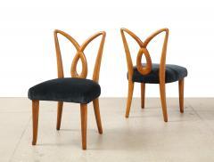 Osvaldo Borsani Rare Pair of Side Chairs by Osvaldo Borsani for ABV - 1906529