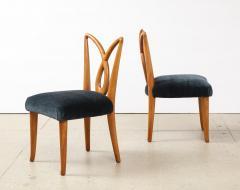 Osvaldo Borsani Rare Pair of Side Chairs by Osvaldo Borsani for ABV - 1906530