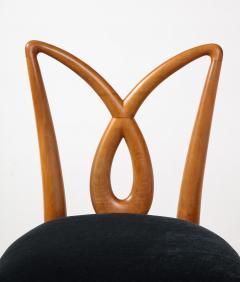 Osvaldo Borsani Rare Pair of Side Chairs by Osvaldo Borsani for ABV - 1906531