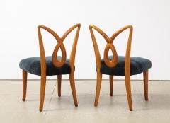 Osvaldo Borsani Rare Pair of Side Chairs by Osvaldo Borsani for ABV - 1906533