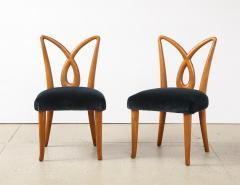 Osvaldo Borsani Rare Pair of Side Chairs by Osvaldo Borsani for ABV - 1906535