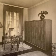 Osvaldo Borsani Rare Pair of Side Chairs by Osvaldo Borsani for ABV - 1906536