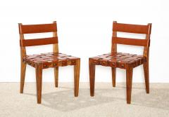 Osvaldo Borsani Rare Pair of Side chairs by Osvaldo Borsani - 887354