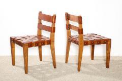 Osvaldo Borsani Rare Pair of Side chairs by Osvaldo Borsani - 887355