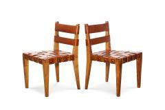 Osvaldo Borsani Rare Pair of Side chairs by Osvaldo Borsani - 887356