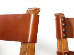 Osvaldo Borsani Rare Pair of Side chairs by Osvaldo Borsani - 887358