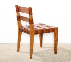 Osvaldo Borsani Rare Pair of Side chairs by Osvaldo Borsani - 887360