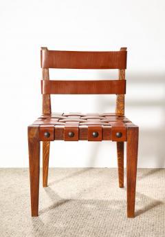 Osvaldo Borsani Rare Pair of Side chairs by Osvaldo Borsani - 887361