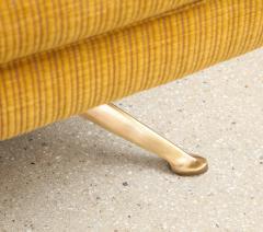 Osvaldo Borsani Swivel Lounge Chairs by Osvaldo Borsani for ABV - 1650245