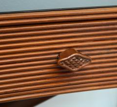 Osvaldo Borsani Wall mounted Console Mirror by Osvaldo Borsani  - 351854