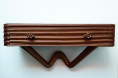 Osvaldo Borsani Wall mounted Console Mirror by Osvaldo Borsani  - 351857