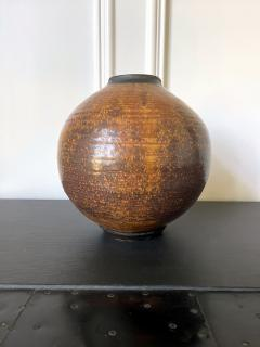 Otto Heino Ceramic Moon Jar Vase by Otto Heino - 2076955