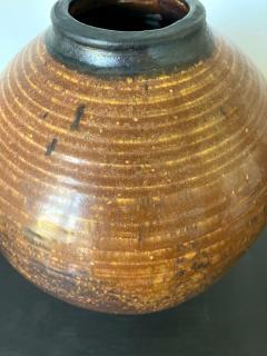 Otto Heino Ceramic Moon Jar Vase by Otto Heino - 2076958