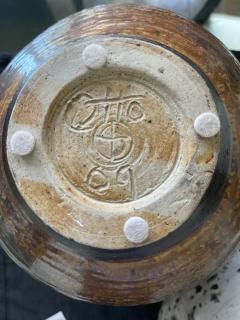 Otto Heino Ceramic Moon Jar Vase by Otto Heino - 2076967