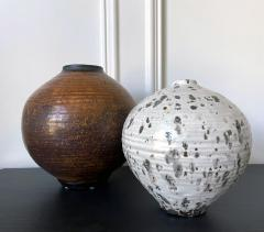Otto Heino Ceramic Moon Jar Vase by Otto Heino - 2076969